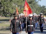 DLA provides Marines new female dress blue coat