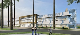 Corps, VA breaks ground for new Long Beach facilities