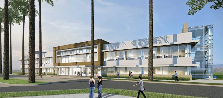 Corps, VA breaks ground for new Long Beach facilities