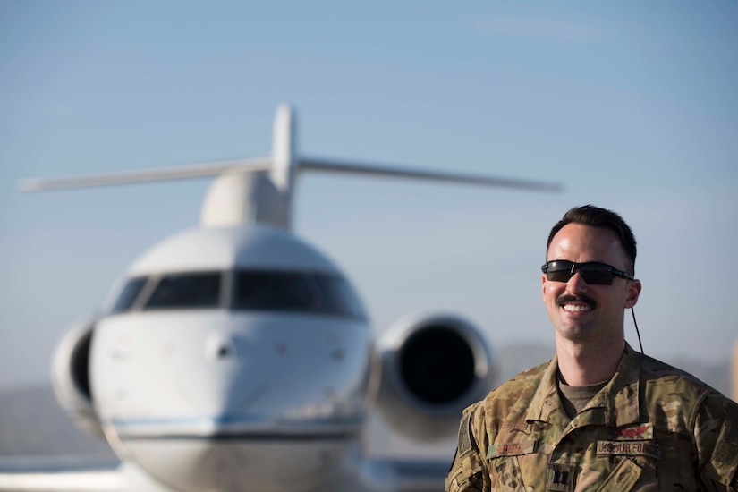 All of the U.S. Air Force's E-11A aircraft with the Battlefield Airborne Communications Node payload are assigned to the 430th Expeditionary Electronic Combat Squadron and operate solely out of Kandahar Airfield.