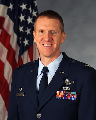 Wing Commander Colonel Adam Sitler