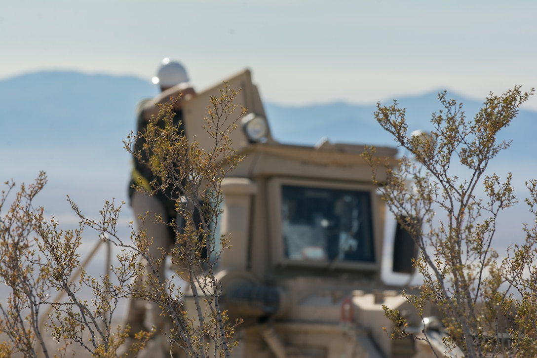 Route clearance unit gets new components for its life-saving mine detection vehicles