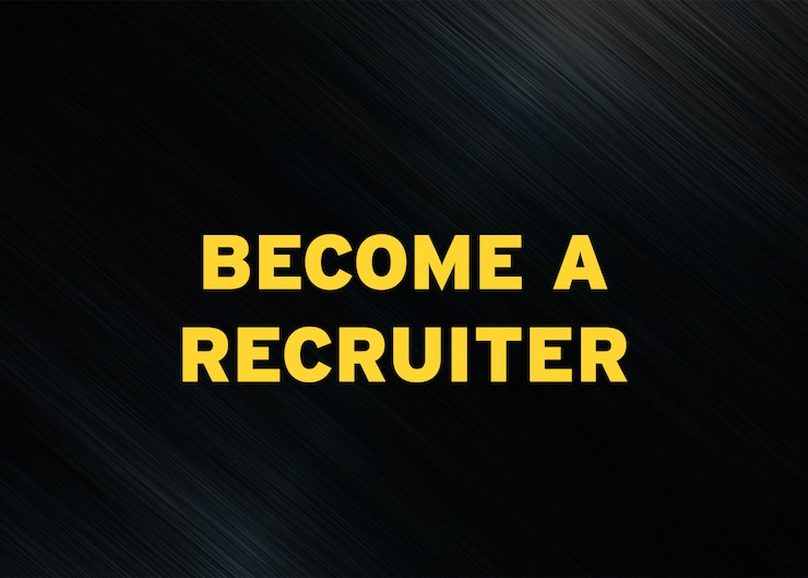 Become a Recruiter