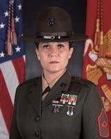 4th BN Sgt Maj Townsel