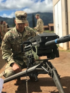 Soldiers Forge Pacific Steel