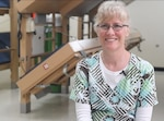 Tammy Tangeman, a World Hope International volunteer, embarked aboard the hospital ship USNS Comfort.
