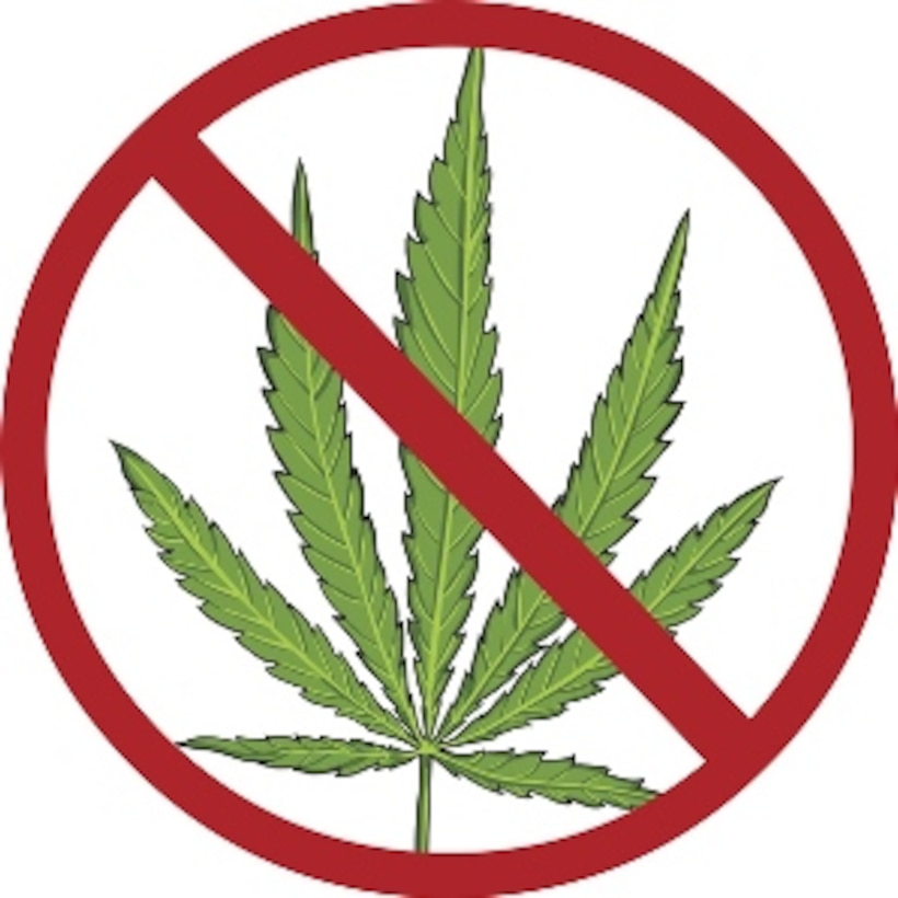 As state recreational and medical marijuana laws change throughout the country, officials remind Airmen that any marijuana use or possession by uniformed service members is still illegal under federal law. And the consequences for breaking this law could be career ending. (Courtesy photo)