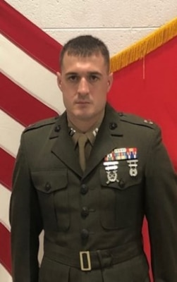 Commanding Officer, Fox Company, 2nd Battalion, 24th Marine Regiment