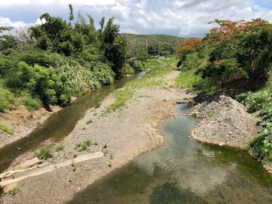 The Rio Guayanilla drains approximately 96 square kilometers into the Guayanilla Bay which opens to the Caribbean Sea. There have been 10 major floods in the last 25 years, and most recently in September 2017 during Hurricane Maria. The overbank flooding impacts more than 1100 homes, businesses, industry and utilities with estimated damages to be $2.5 million as stated in the U.S. Army Corps of Engineers 1990 Reconnaissance Report. That report, a preliminary analysis of possible solutions to flooding problems, considered five structural alternatives and concluded that a system of levees, channel improvements, diversion channel, and bridge reconstruction could reduce the flood risk for the community.