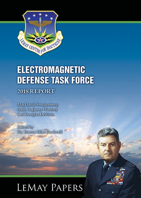 Cover - Electromagnetic Defense Task Force (EDTF) 2018 Report