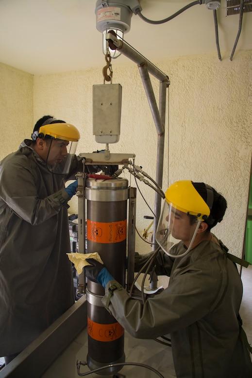Hydrazine Mobile Training Team in Chile