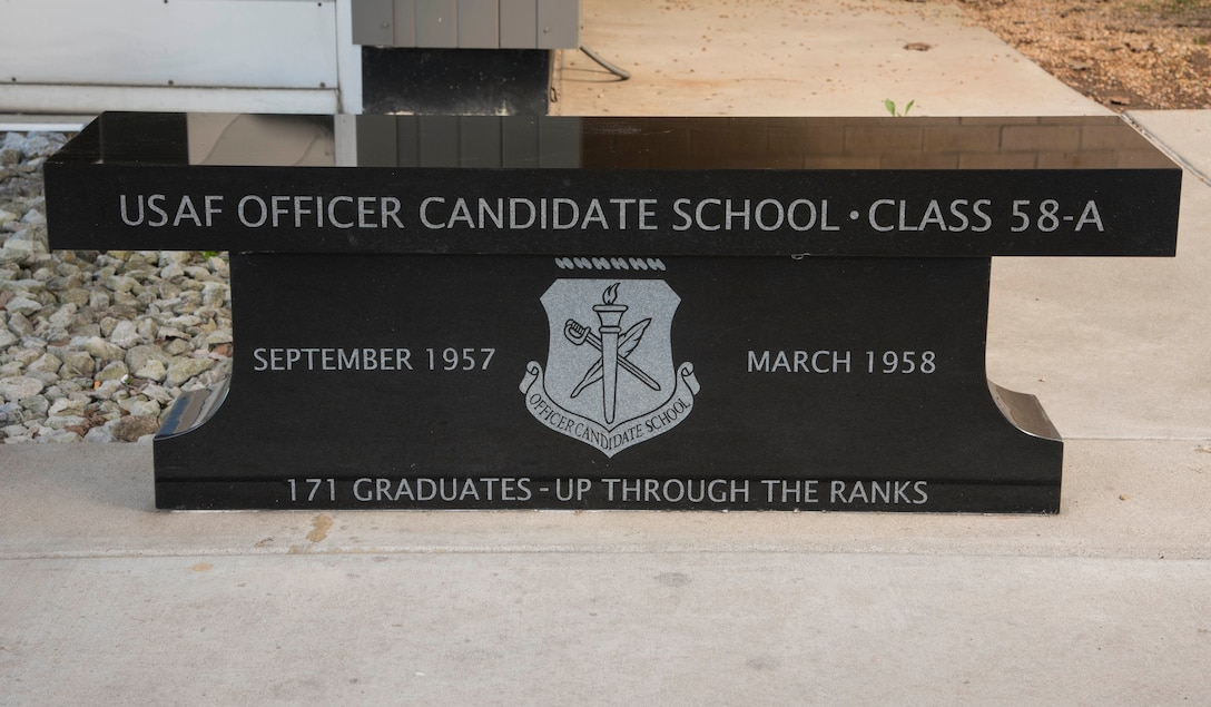USAF Officer Candidate School Class 58-A