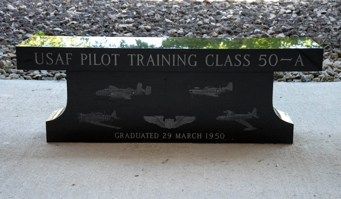USAF Pilot Training Class 50A Graduated 29 March 1950
