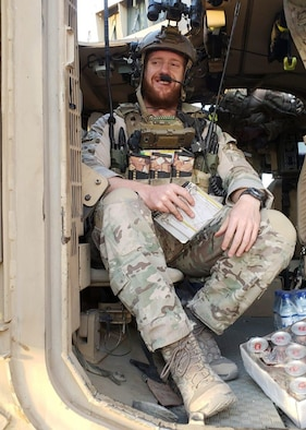 U.S. Air Force Staff Sgt. Dylan Elchin, a Special Tactics combat controller with the 26th Special Tactics Squadron, was killed when his vehicle hit an improvised explosive device in Ghazni Province, Afghanistan, Nov. 27, 2018.