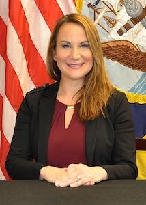 Nadia M. Herron, Executive Director Supervisor of Shipbuilding, Conversion & Repair, Gulf Coast