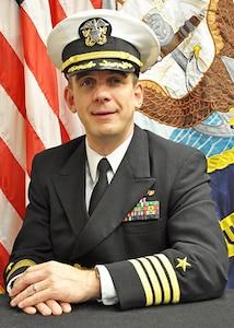 CAPT Nathan A. Schneider, Executive Officer, Supervisor of Shipbuilding, Conversion & Repair, Gulf Coast
