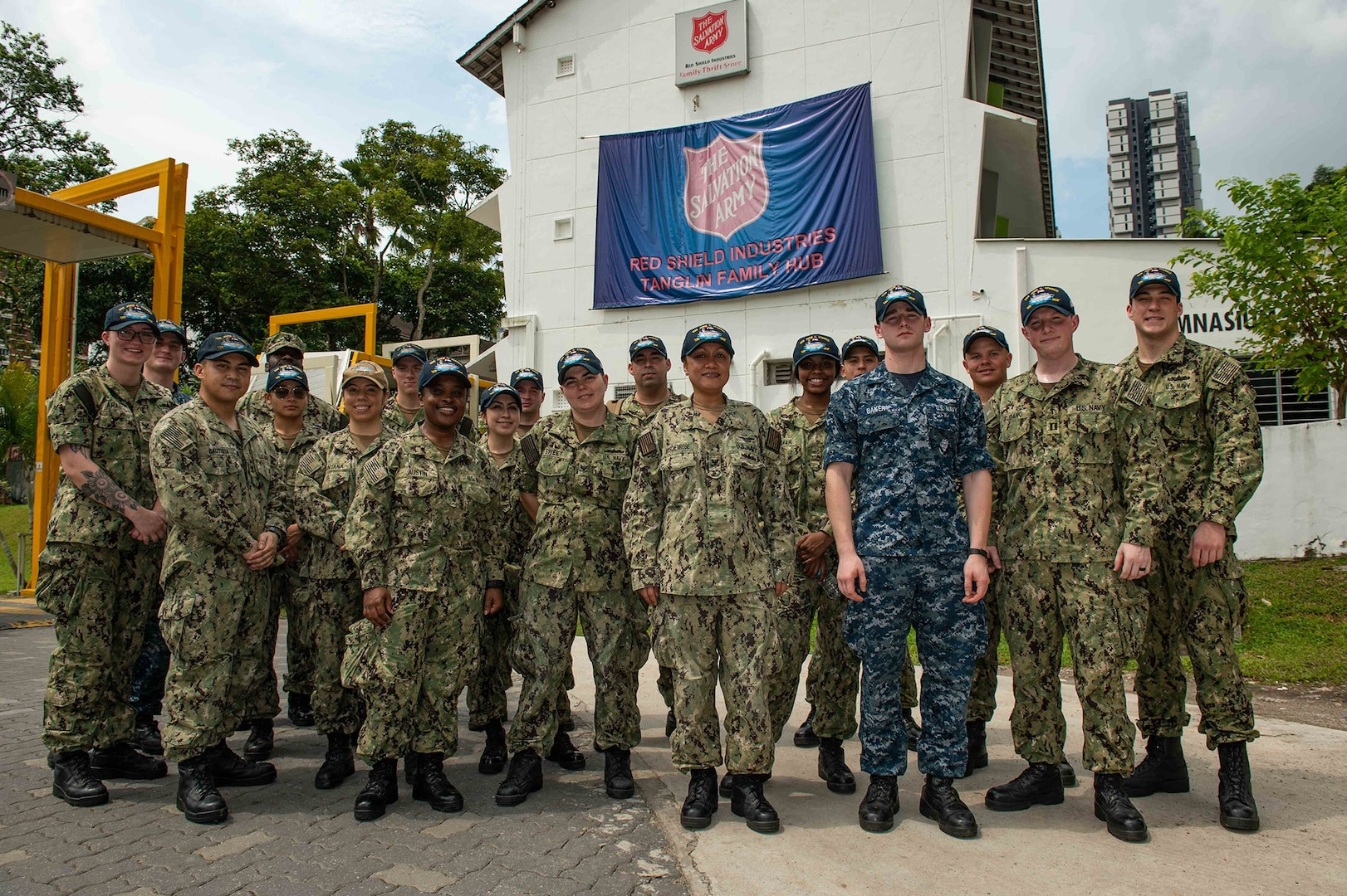 Carrier Strike Group Three COMREL News Release 28 Nov18