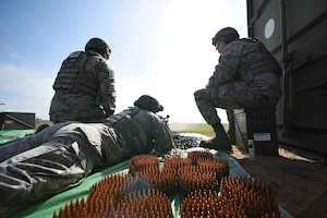 183d Wing Participates in Honey Badger Exercise