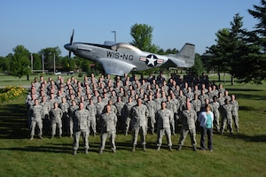 183d Wing Holds Exercise to Train and Build Morale