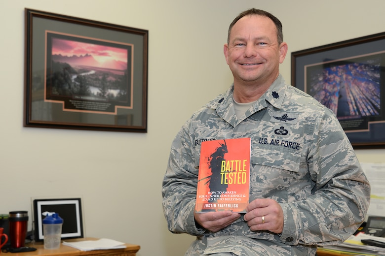 Faiferlick writes book on bullying