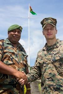 (U.S. Marine Corps photo by Staff Sgt. Gabriela Garcia)