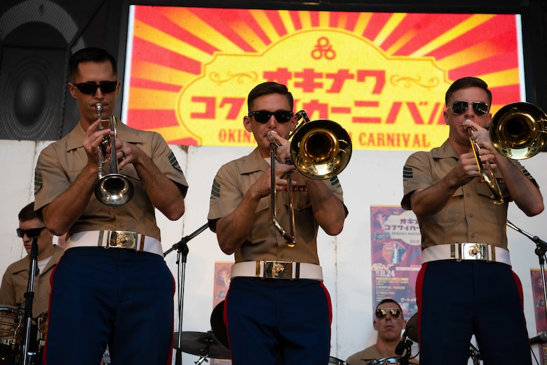 Local Okinawan, U.S. military community celebrates Okinawa International Carnival