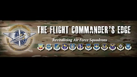 The Flight Commander's Edge
