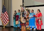 Distribution headquarters celebrates Native American heritage