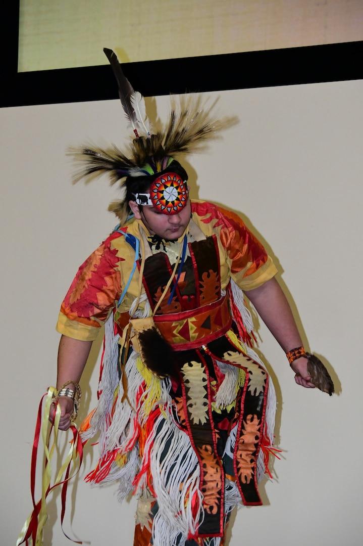 Distribution headquarters celebrates Native American heritage