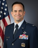 Photo of Colonel Timothy Herritage Air Combat Command Director of Public Affairs