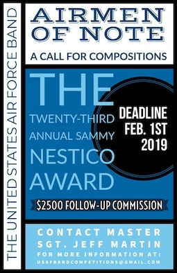 Nestico Competition graphic