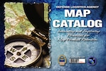 DLA Map Catalog graphic/compass image