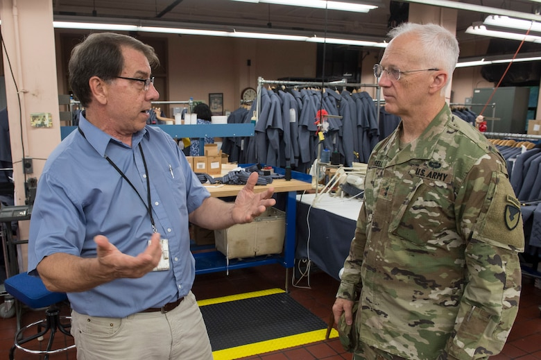 Reserve unit lends helping hand to meet inventory requirement at West Point