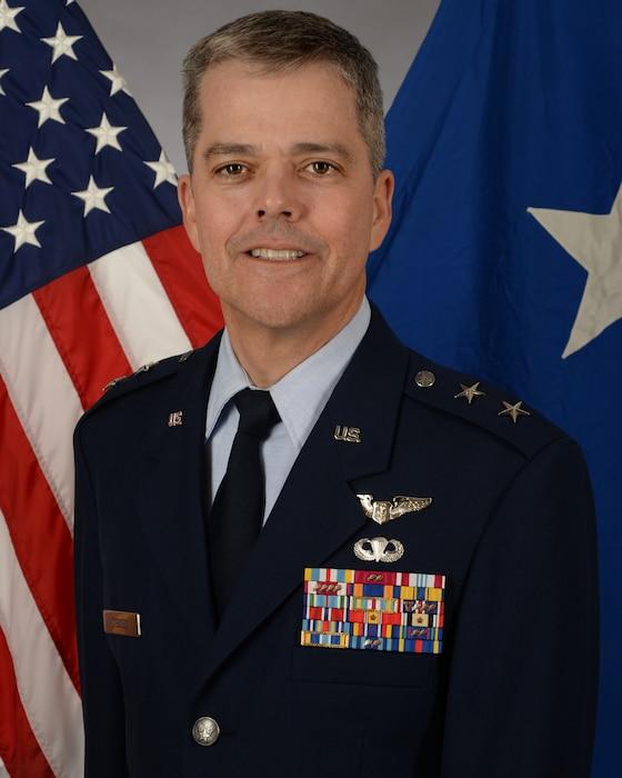 Maj. Gen. DeGoes