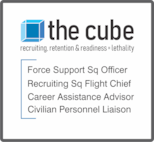 The cube, new reserve initiative designed to help command meet manning challenges.