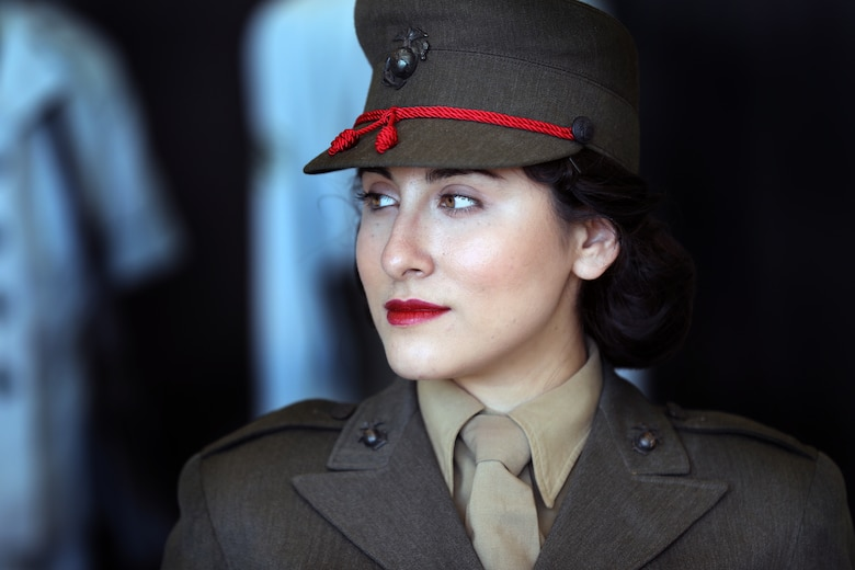 Greater Corps Legacy: 100 years of women in the Marine Corps