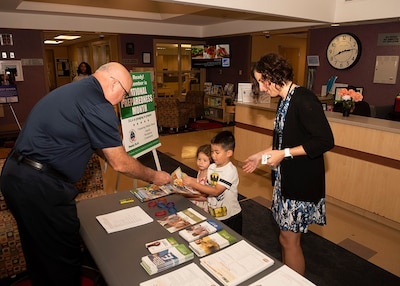 Parents receive preparedness information