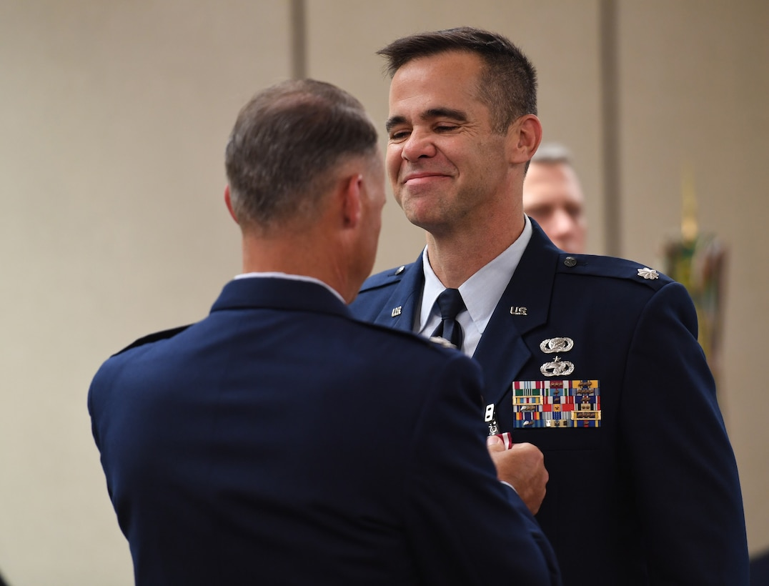 4th Combat Camera Squadron changes leadership