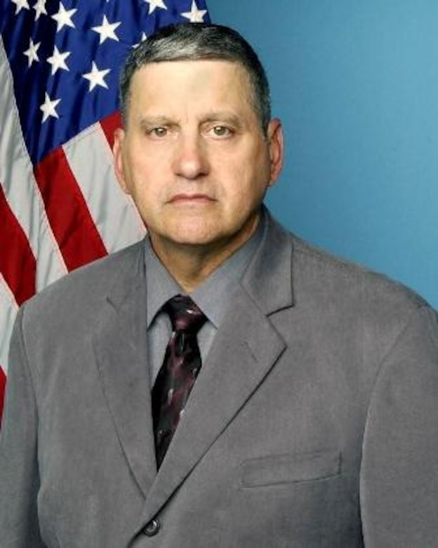 Official Command Photo of Mr. Denis Petcovic, ARCD Chief of Staff