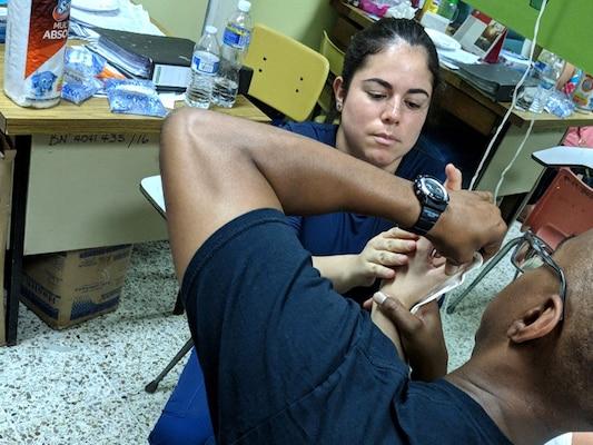 Army South deploys specialized surgical team to Honduras