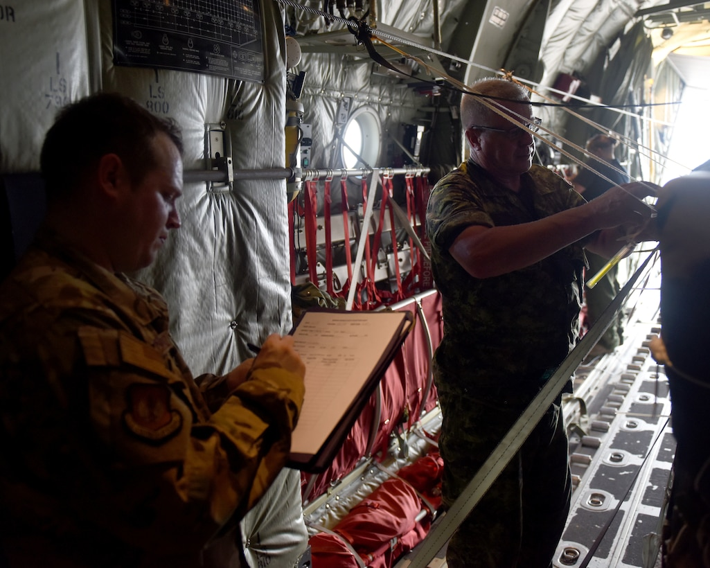 Individuals participate in an exercise.