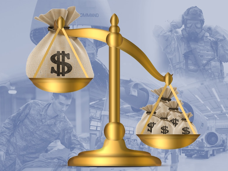 In 2018, squadrons received funding for the first time specifically for innovative ideas. The goal was to come up with many small innovations that would add up to big overall savings in time and capital. The 2018 innovation funding was so successful, funds have also been approved for fiscal year 2019. (U.S. Air Force photo illustration by Mauricio Campino)