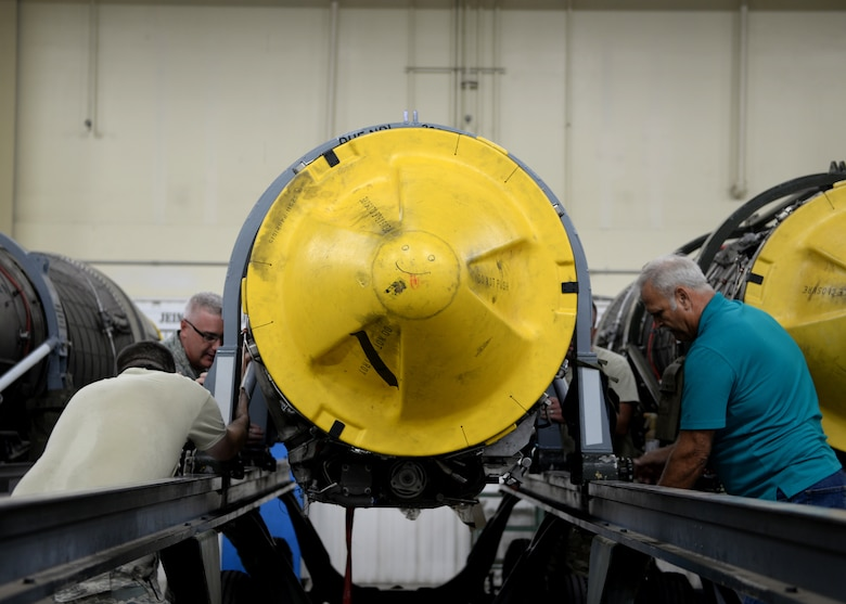 Luke's Propulsion Flight transitions to Holloman AFB