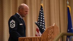 Chief Master Sgt. Dominic Ingle