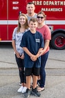Courage under fire: Eleven year-old assists evacuation efforts during wildfire