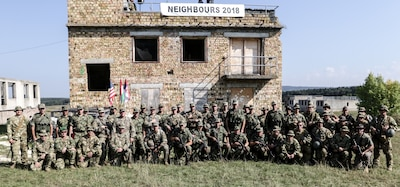 Exercise allows Ohio Guard to integrate with state partners