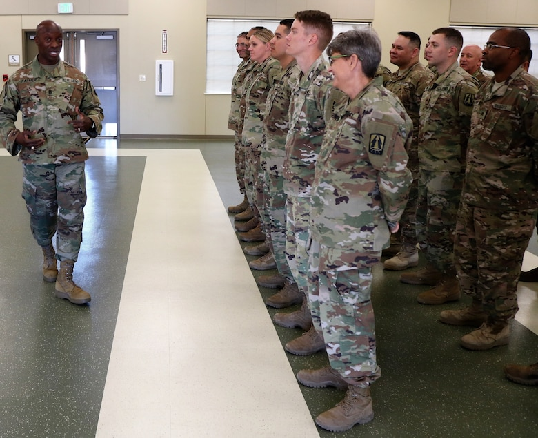 Advanced network and cyber training assist with deployment participation