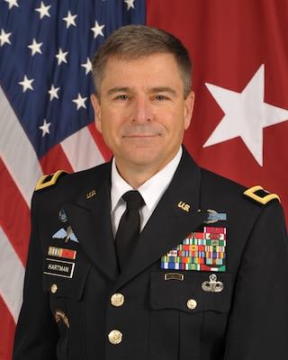 Brig. Gen. William J. Hartman