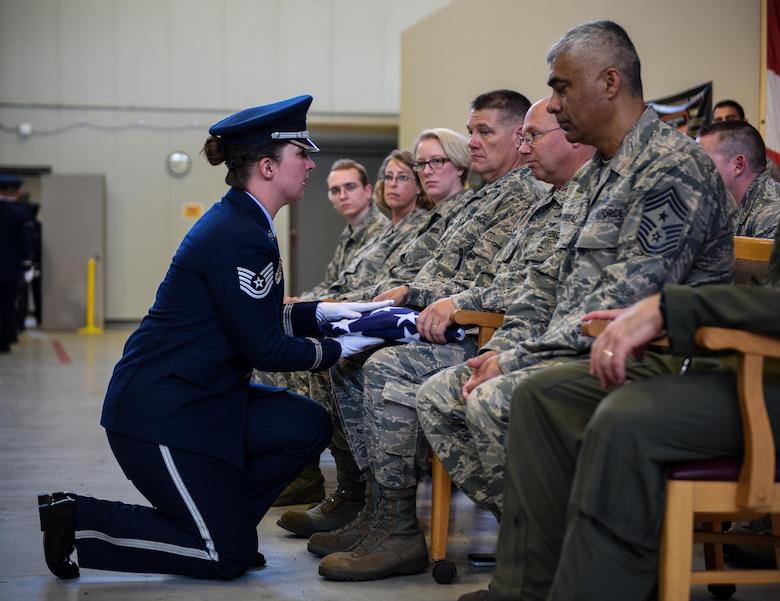 Columbus AFB Honor Guard honors past, present service members