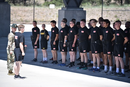 RSP Drill and Ceremony
